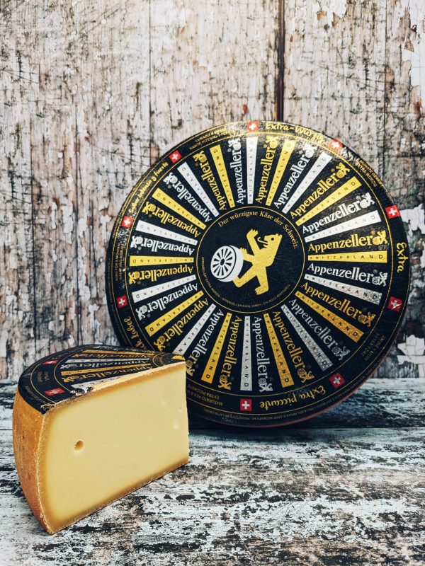 Appenzeller Extra Piccante Cheese